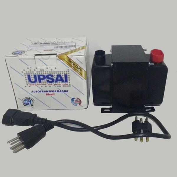Autotransformador UPSAI AT 1500 Bivolt Unica