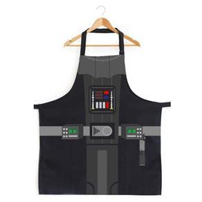 Avental Darth Vader - Star Wars - PRETO