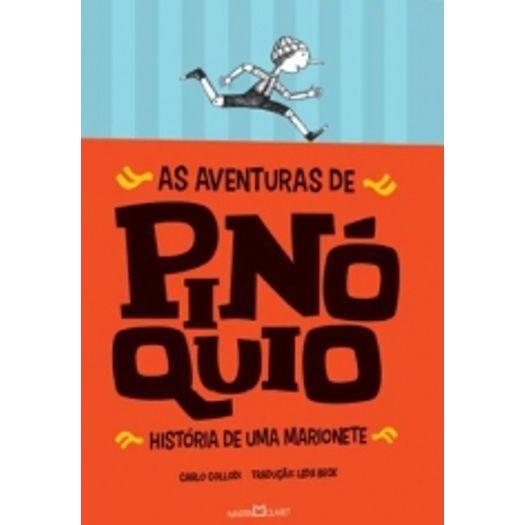 Tudo sobre 'Aventuras de Pinoquio, as - Martin Claret'