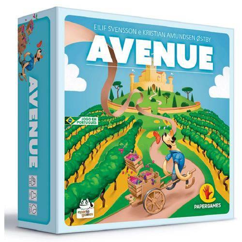 Tudo sobre 'Avenue - Jogo de Cartas - Papergames'