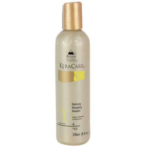 Tudo sobre 'Avlon Keracare Hydrating Detangling Shampoo 240ml - Fab Avlon Cosméticos'