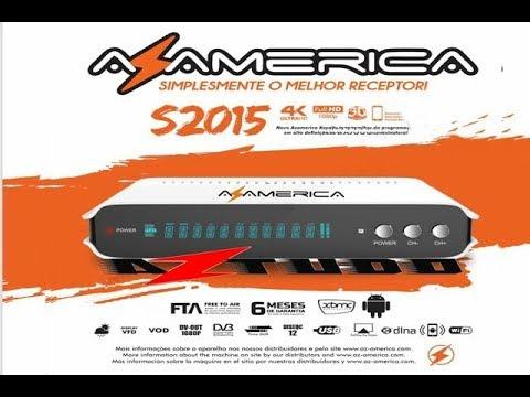 Tudo sobre 'Azamerica S2015 Ultra Hd 4k'