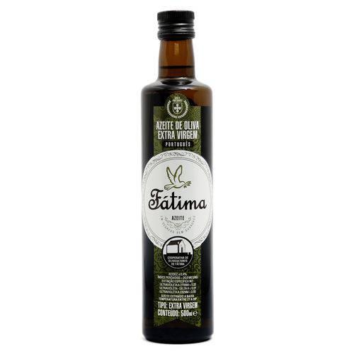 Azeite de Oliva Extra Virgem Português Fátima (500ml)