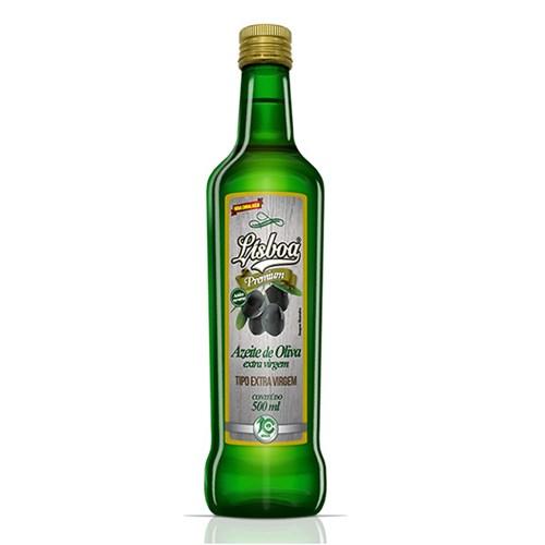Azeite Extra Virgem Lisboa 500ml