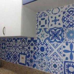 Tudo sobre 'Azulejo Hidráulico Adesivo Português AZ19035-c20'