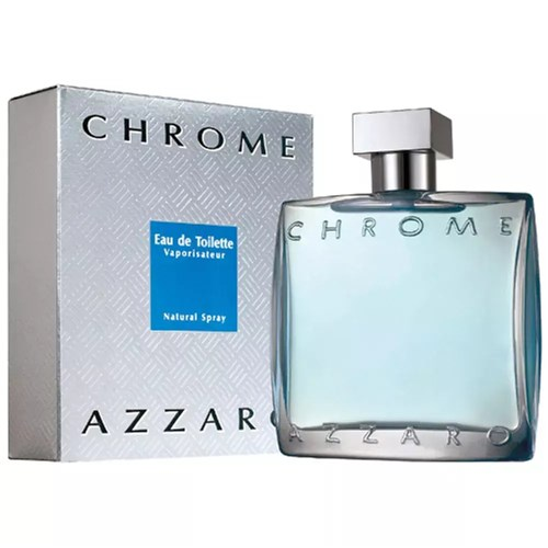 Azzaro Chrome de Loris Azzaro Eau de Toilette Masculino (50ml)