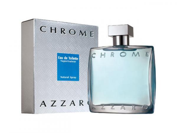 Azzaro Chrome - Perfume Masculino Eau de Toilette 100 Ml