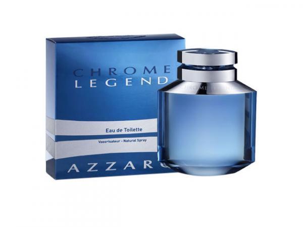 Azzaro Chrome - Perfume Masculino Eau de Toilette 75 Ml
