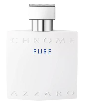Azzaro Chrome Pure Eau de Toilette Perfume Masculino 50ml