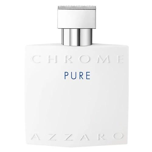 Azzaro Chrome Pure Masculino Eau de Toilette - 100 Ml