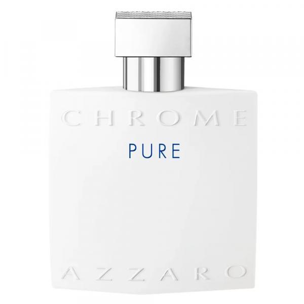 Azzaro Chrome Pure Masculino Eau de Toilette