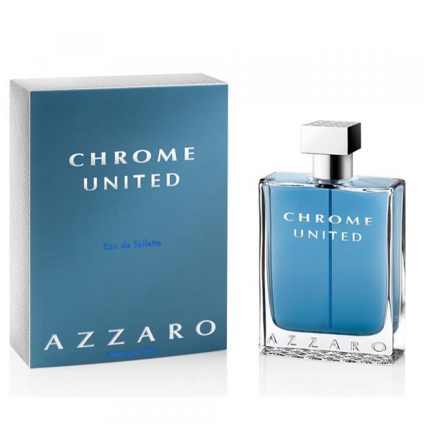 Azzaro Chrome United Eau de Toilette Masculino 30 Ml