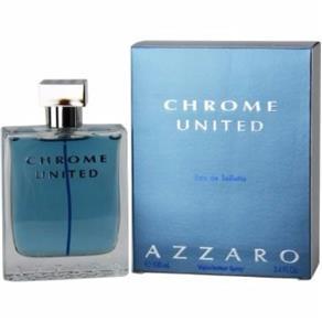 Azzaro Chrome United Eau de Toilette Masculino 30ml - 30 ML