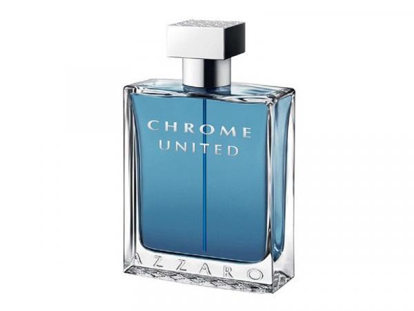 Azzaro Chrome United Perfume Masculino - Eau de Toilette 100ml