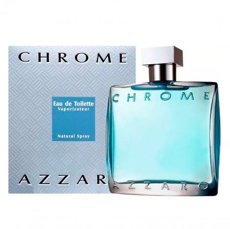Azzaro Perfume Masculino Chrome Masculino - Eau de Toilette 100 Ml
