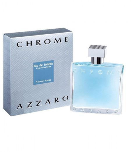 Azzaro Perfume Masculino Chrome Masculino - Eau de Toilette 50 Ml