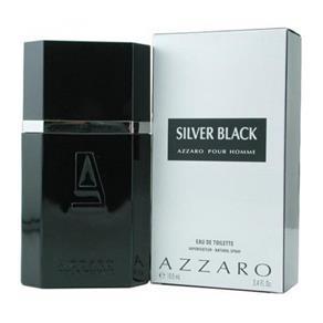 Azzaro Silver Black Eau de Toilette Masculino 100ML - 100 ML