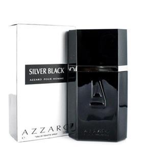 Azzaro Silver Black Eau de Toilette Masculino 100ml