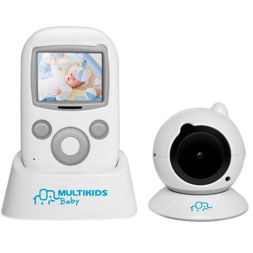 Tudo sobre 'Babá Eletrônica Baby View - Multikids Baby'