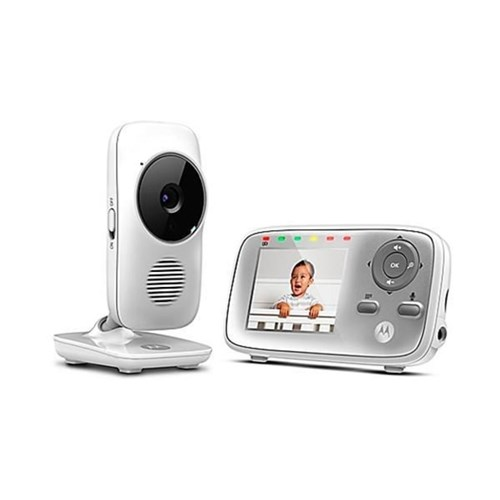 Baba Eletrônica Motorola Mbp-483 Branco