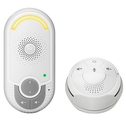 Baba Eletrônica Motorola Mbp140 - Branco