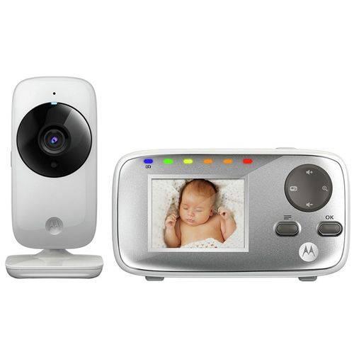 Baba Eletrônica Motorola Vídeo Baby Monitor MBP482