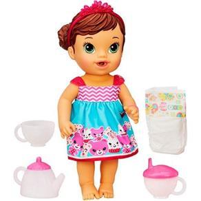Baby Alive Chazinho Magico Morena Hasbro 9289