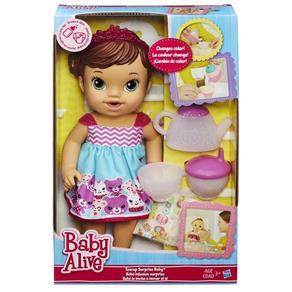 Baby Alive Chazinho Magico Morena - Hasbro A9289