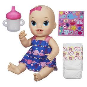 Baby Alive - Hora do Xixi Náutica Hasbro A9290A