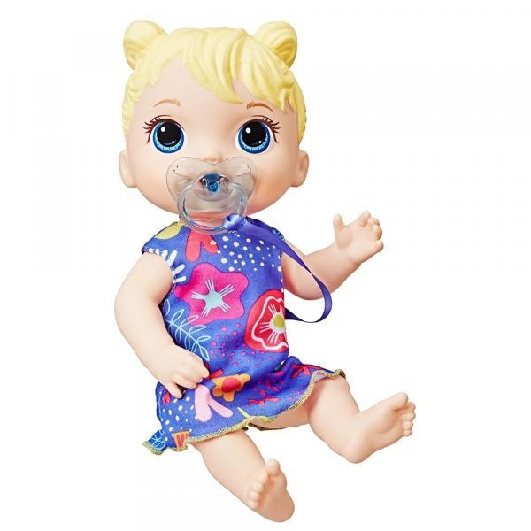 Baby Alive Lora - Bebê Primeiros Sons - Hasbro