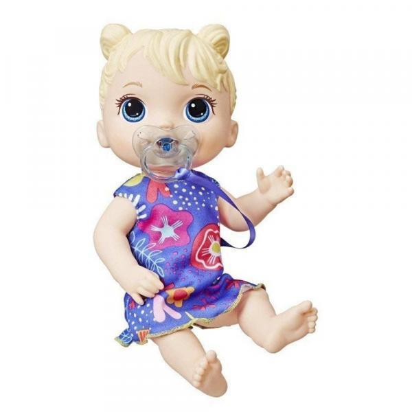 Baby Alive Primeiros SONS Loira Hasbro 13736 E3690