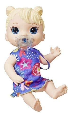 Baby Alive - Primeiros Sons - Loira - Hasbro E3690