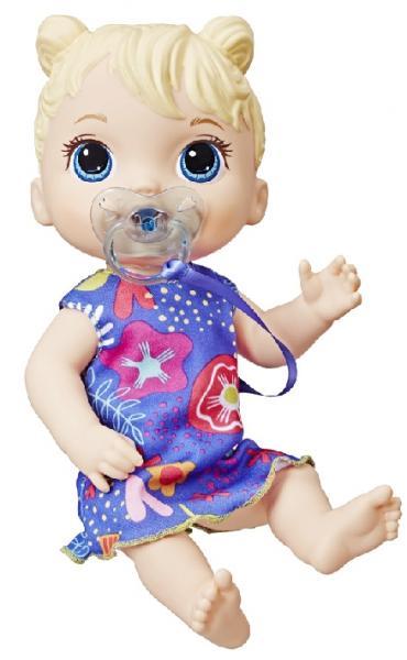 Baby Alive Primeiros Sons Loira - Hasbro