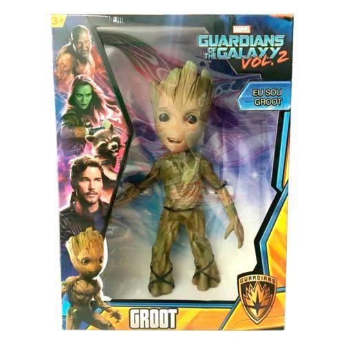Tudo sobre 'Baby Groot ** 50 Cm **'