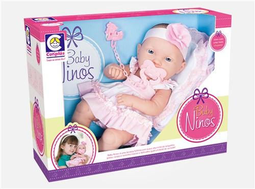 Tudo sobre 'Baby Ninos Cotiplas'