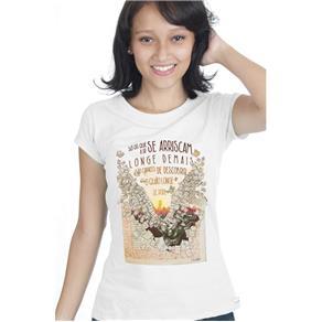 Tudo sobre 'T-Shirt Ano Novo Branco - M'