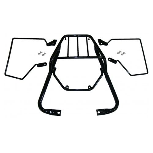 Tudo sobre 'Bagageiro Honda NX400 Falcon C/ Afastador Alforge - Chapam'