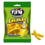 Bala de Gelatina Banana Fini 250g