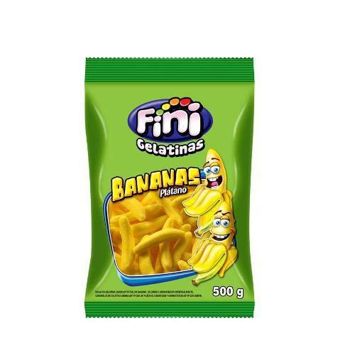 Tudo sobre 'Bala de Gelatina Banana Fini'