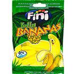 Bala de Gelatina Bananas 100g - Fini