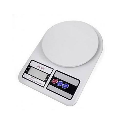 Balança de Cozinha Alta Precisão Digital 10kg