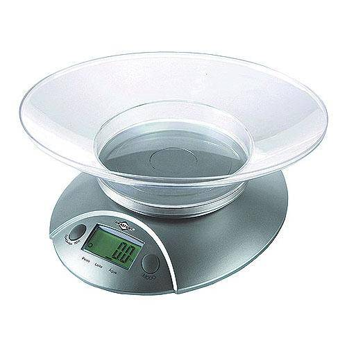 Balança de Cozinha Brasfort 7550 Eletrônica Digital Desligamento Automático