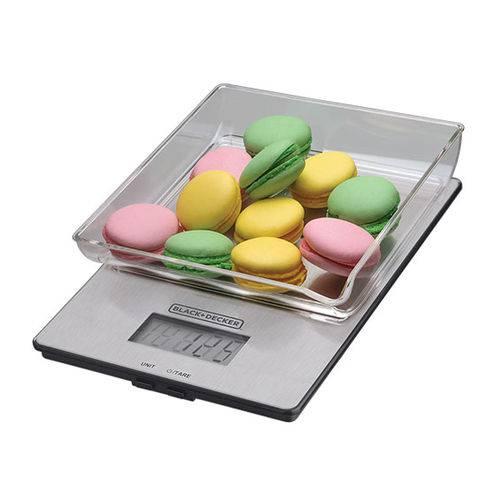 Tudo sobre 'Balança de Cozinha Digital Até 5 Kg'