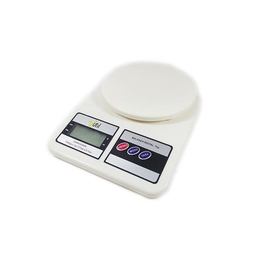 Balança Digital 1g Até 10kg - Coloração e Tratamentos