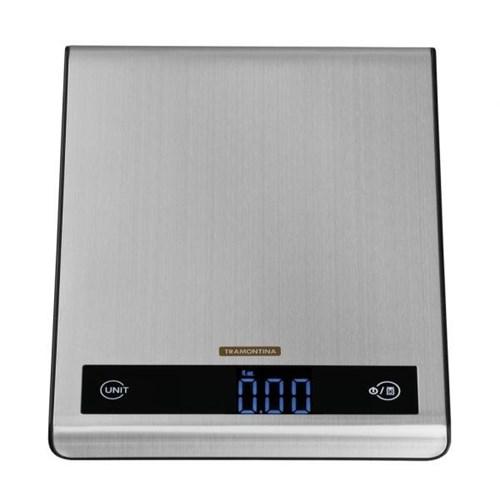 Balanca Digital Aço Inox para Cozinha Tramontina