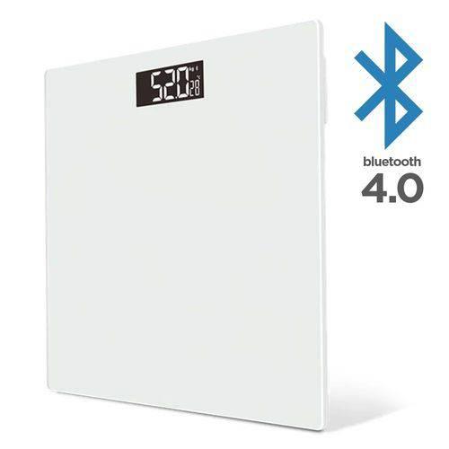 Balança Digital Bluetooth Serene Hc031 Digi-health Branca Bt