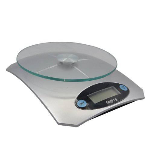 Tudo sobre 'Balança Digital Cozinha Até 5kg Alta Precisão'