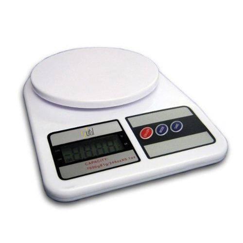 Balança Digital Culinária Cozinha 1 Grama Até 10kg Primeira Linha