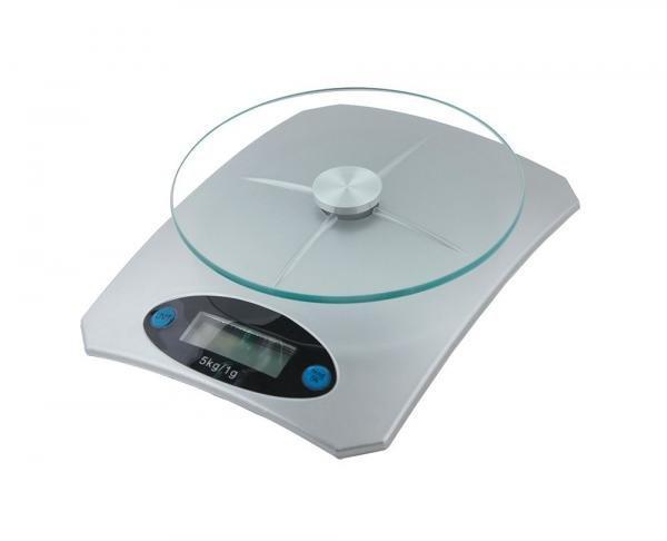 Balança Digital de Cozinha KG SF-410 Tomate