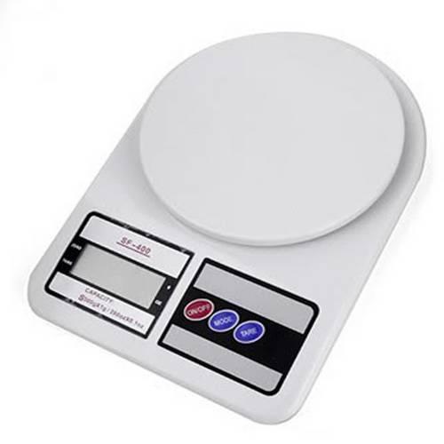Tudo sobre 'Balança Digital de Cozinha Sf-400 Alta Precisão Eletrônica 1g a 10 Kg'